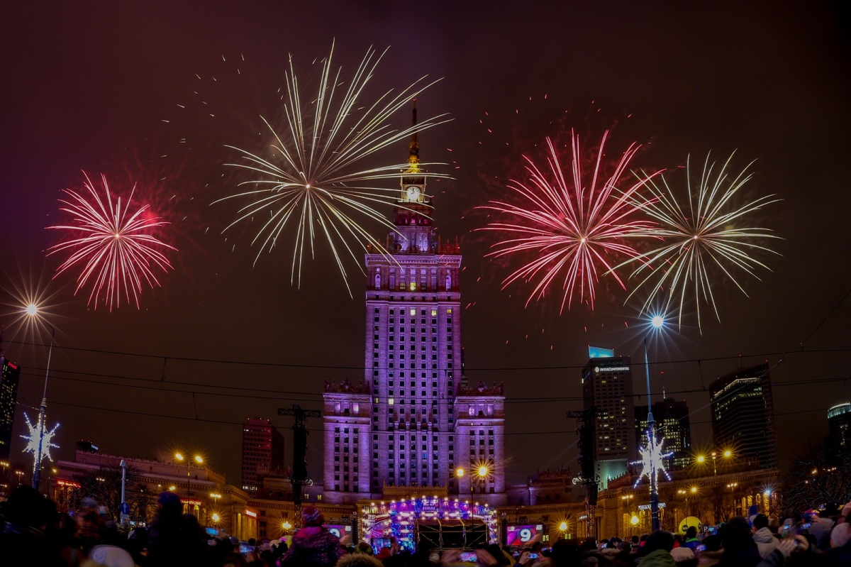 WARSAW- Great Orchestra of Christmas Charity